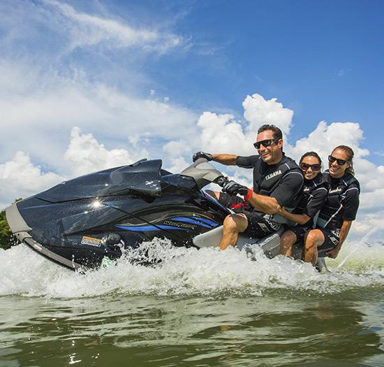 adventure on a yamaha jet ski in fort lauderdale florida