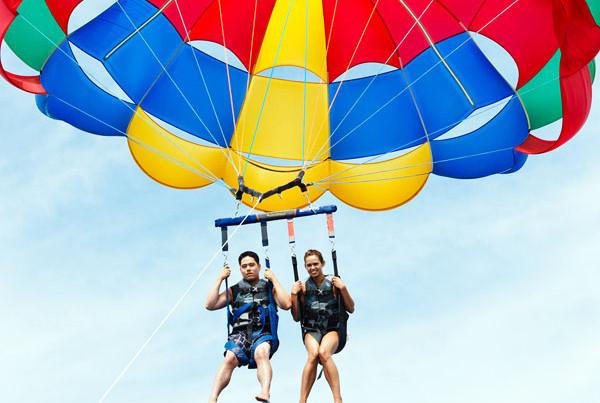 parasail parachute ft lauderdale