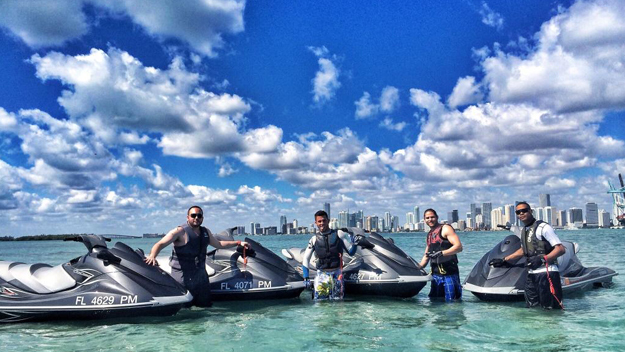 Best Miami Jet Ski Al Prices