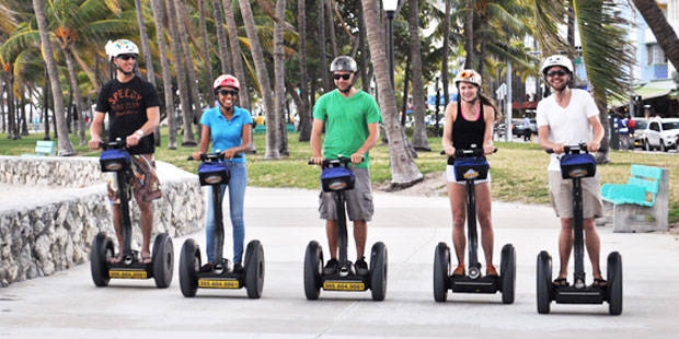 Segway in Fort Lauderdale